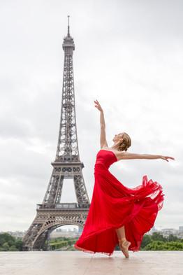 ballerina in Paris