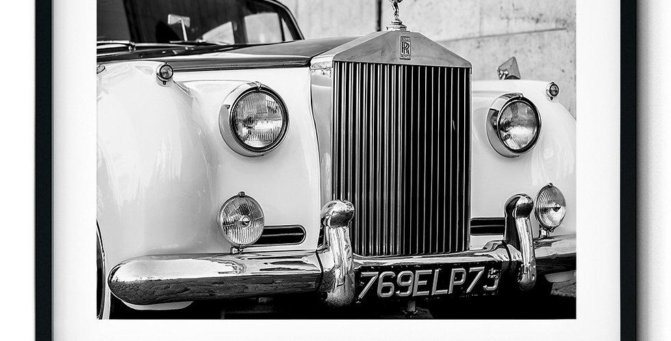 Rolls-Royce white