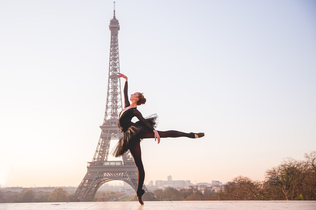 ballet photgrapher in Paris, photographe