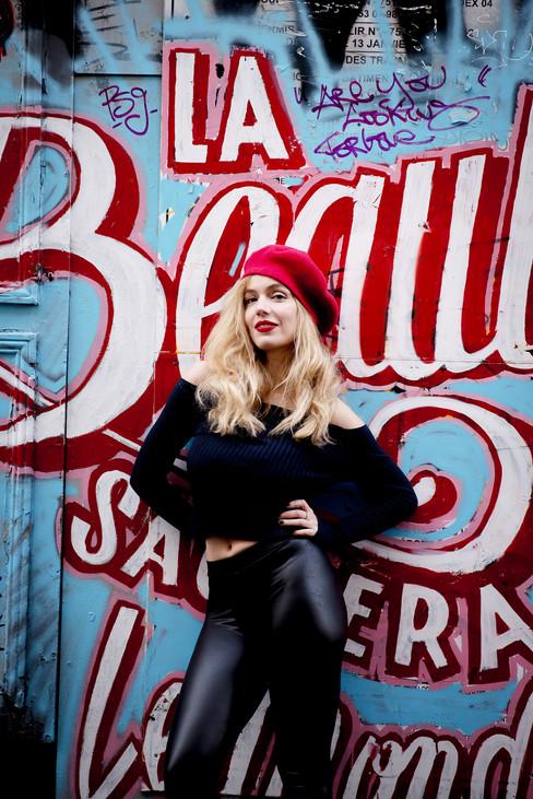 Paris Photographer, Svensk fotograf i Paris, Magdalena Martin,
