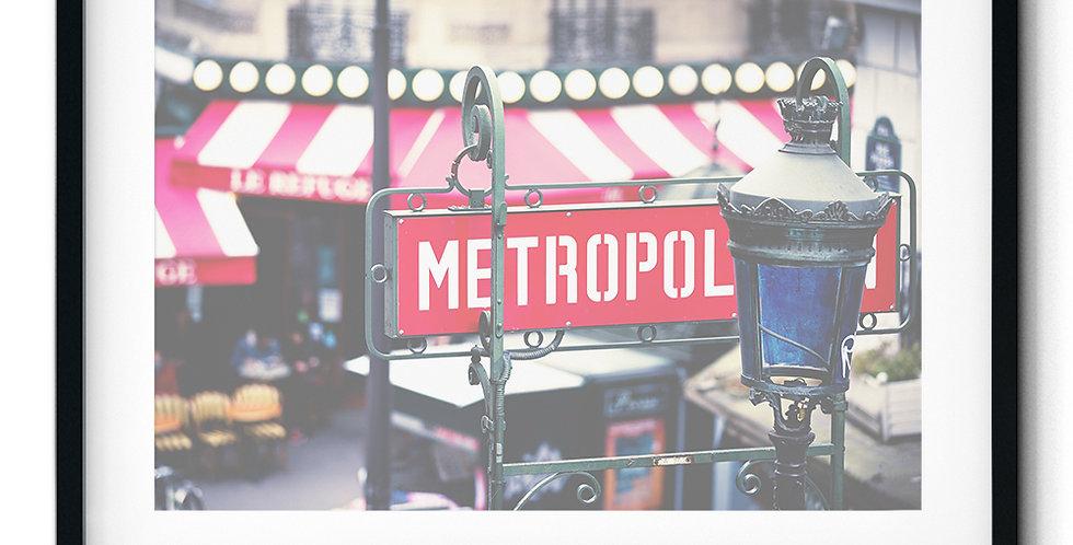 Metropolitain Montmartre