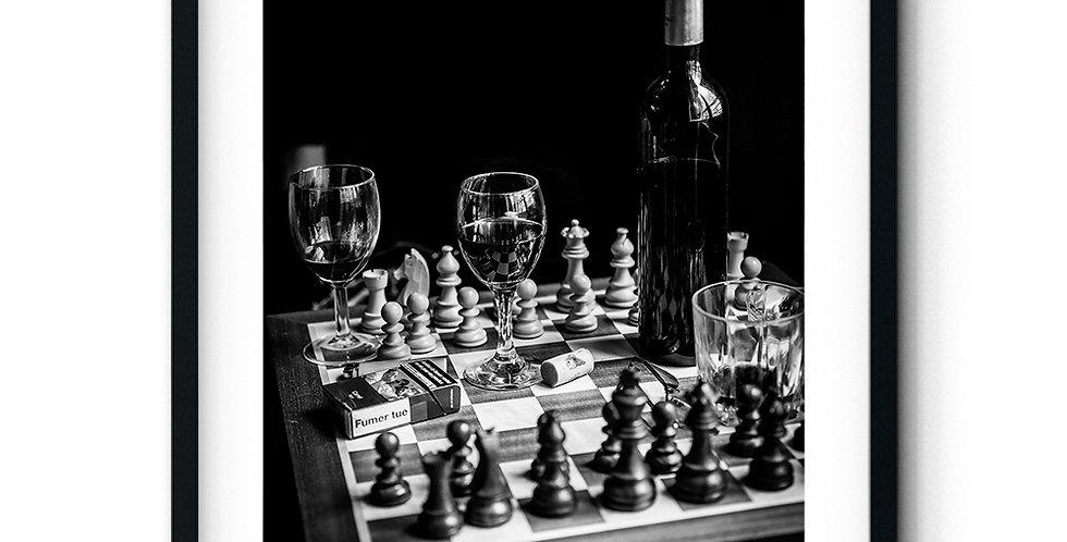 Chess & Wine