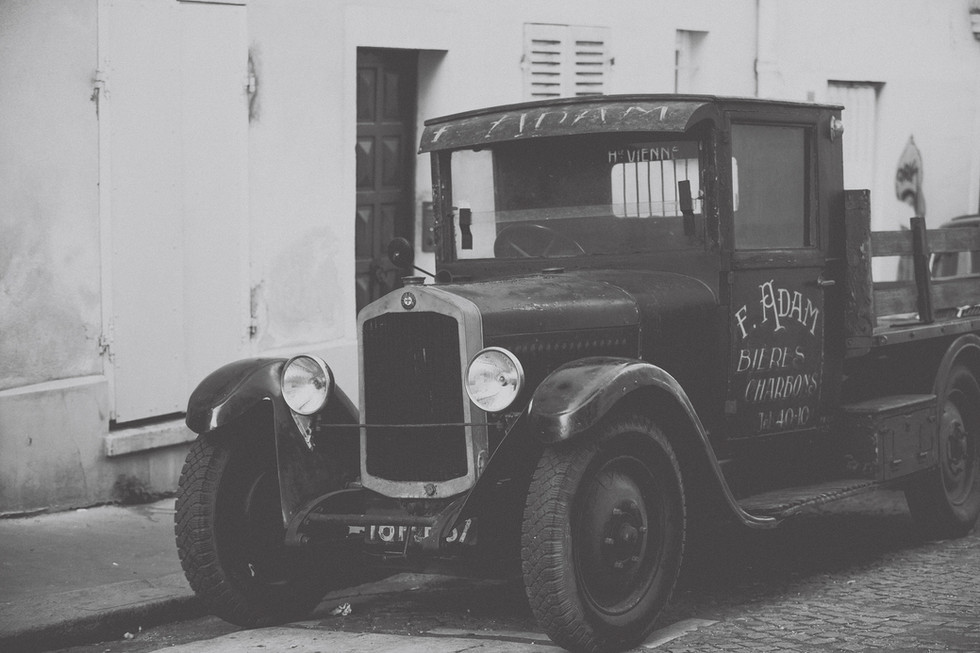 Vintage Montmartre