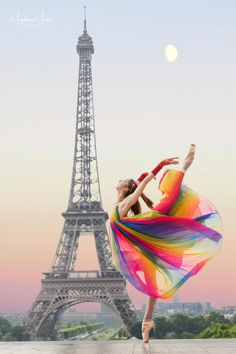 Sara Michelle Murawski Rainbow-euro prid