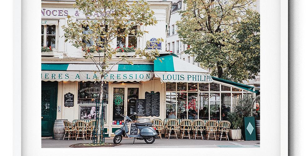 Café Louis Philippe