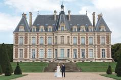 Wedding at Parc de Sceaux