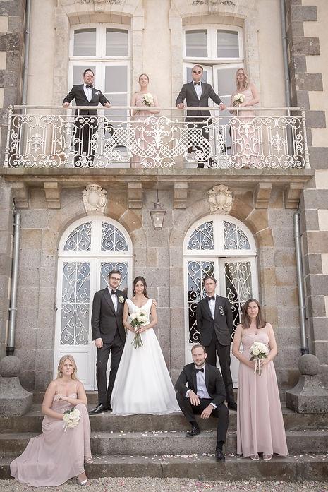 wedding at chateau du Grand Val, Bröllop på Chateau du Grand Val, bröllopsfotograf i Frankrike, Wedding photographer in France, gifta sig i Frankrike, bröllop i Bretagne, destination wedding in Brittany