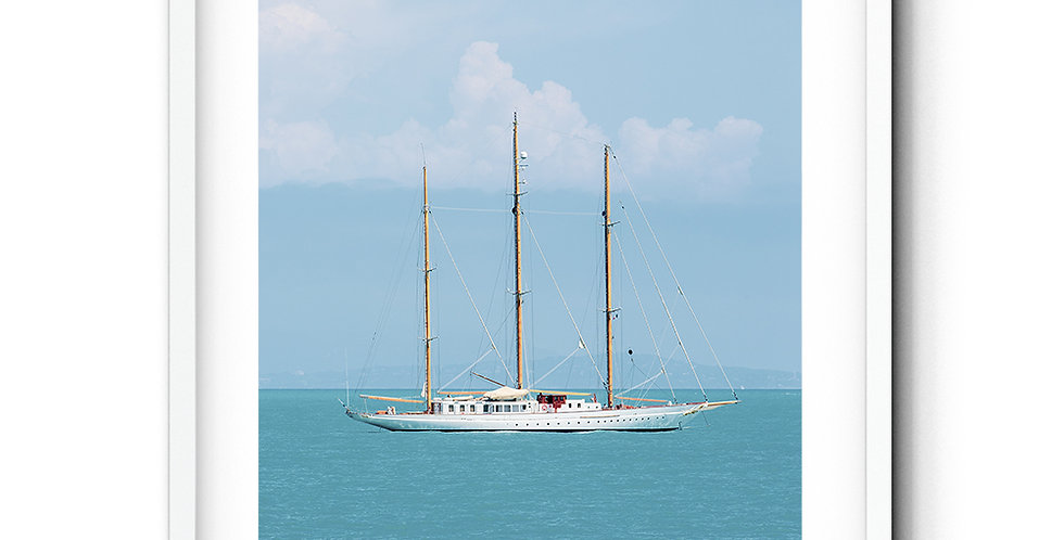Yacht French Riviera