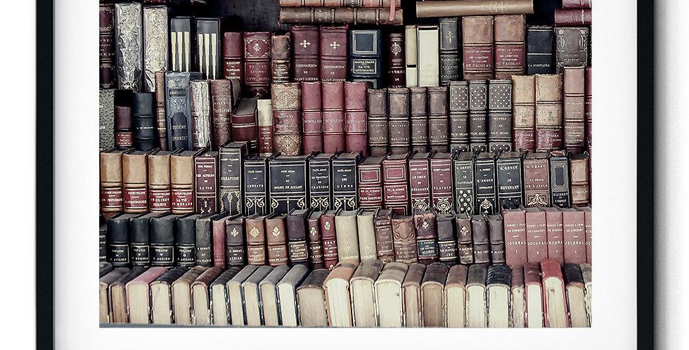 Vintage books/  Bouquinistes
