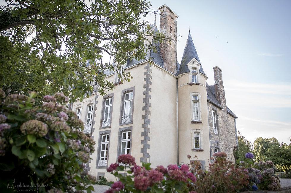 Chateau du Grand Val, Bretagne