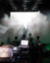 Kurt Hentschlager, FEED.X, crédit BrunoKlomfar, performance immersive, elektra2019