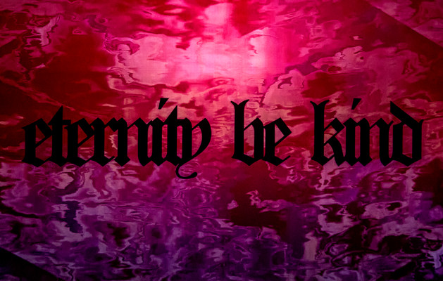 Eternity be kind - Myriam Bleau