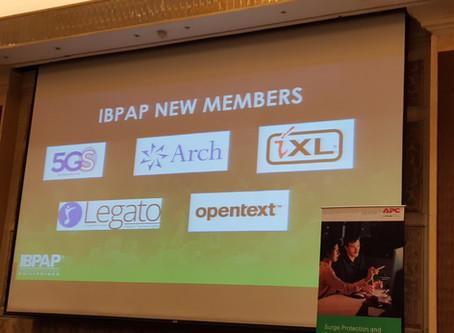 A proud member of iBPAP