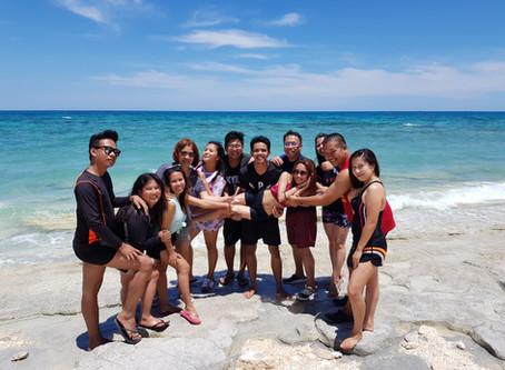 IXL goes to Gigantes Island!!!