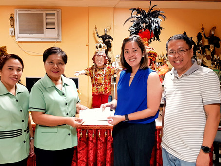 IXL supports Tribu Panayanon of Iloilo City National High School
