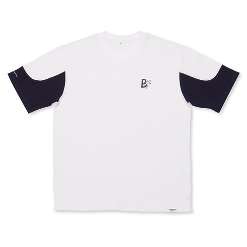 Sports Patchwork Tee