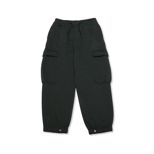 Adjustable Cuff Sweat Pants