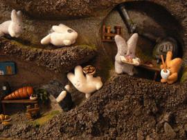 Hoppy Thanksgiving- detail