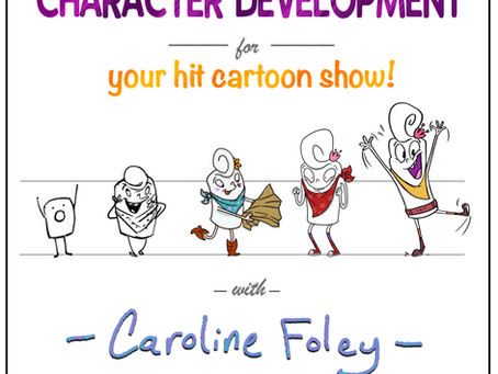 CHARACTER DEVELOPMENT WORKSHOP
