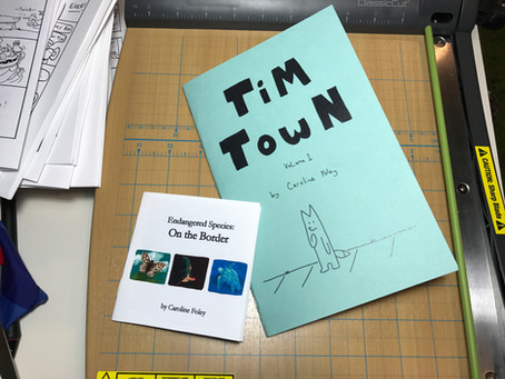 Tim Town print release at Long Beach Comic Con!