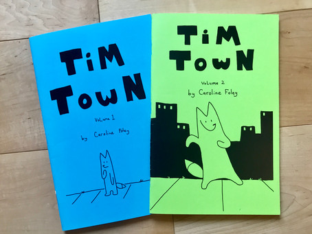 Tim Town Release at LBCC
