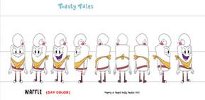 Toasty Tales- WAFFLE
