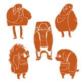 Ham shapes