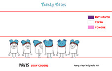 Toasty Tales- PANTS
