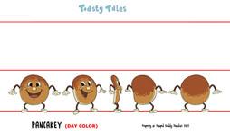Toasty Tales- PANCAKEY