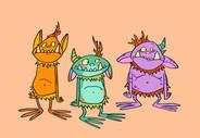 Chocolate Goblins