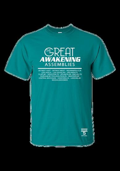Great Awakening Assemblies T-Shirt