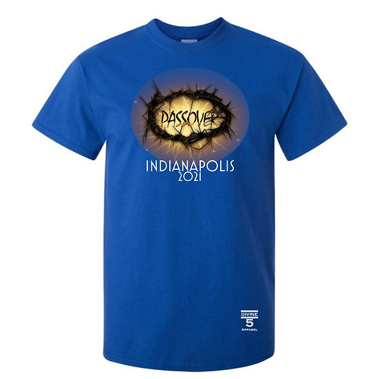 Passover 2021 Indianapolis Tee