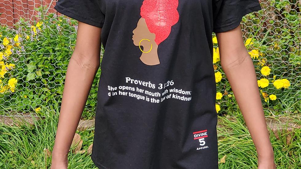 Proverbs 31:26 Woman