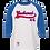 Thumbnail: Team Yasharal T-Shirt ¾-Sleeve Raglan T-Shirt