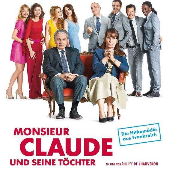 Openair-Kino - Monsieur Claude und seine Töchter