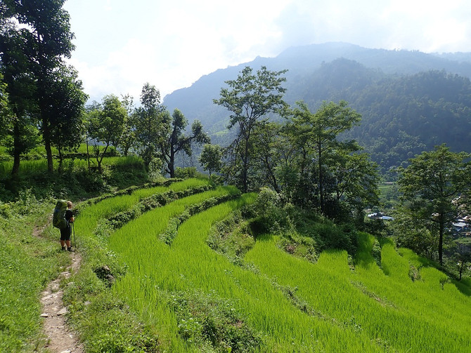 Great himalaya Trail - Makalu, Solo  Khumbu and Rolwaling Regions