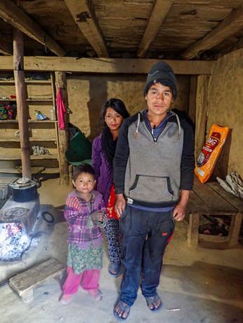 Siblings - Chauta - Mugu Disctrict