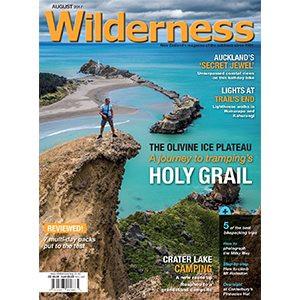 Wilderness Magazine - August 2017