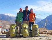 Great Himalaya Trail - Thank You