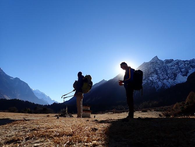 Great Himalaya Trail - Helambu/Langtang, Manaslu and Annapurna Regions