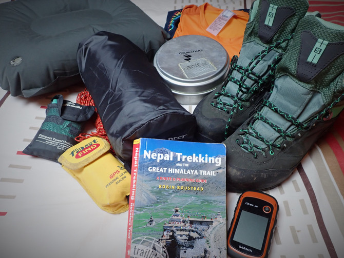 Great Himalaya Trail - Gear List