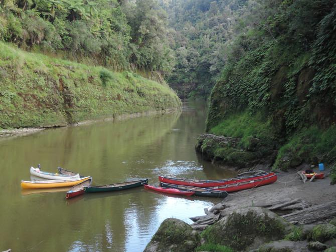 Te Araroa – Taumarunui to Wanganui