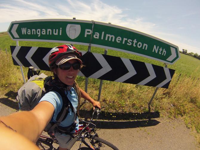 Te Araroa – Wanganui to Palmerston North