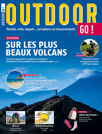 Outdoor Go! - December 2018/January 2019