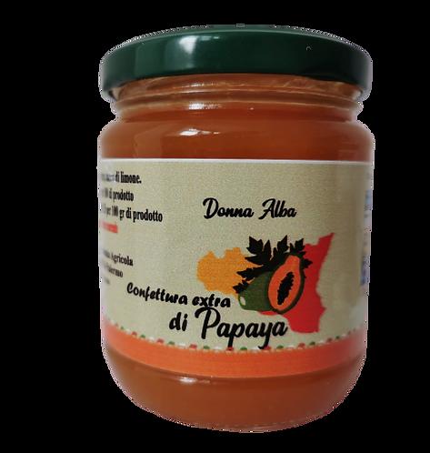 Confettura di Papaya 230gr.