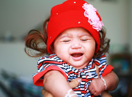 Baby Crying - a holistic approach