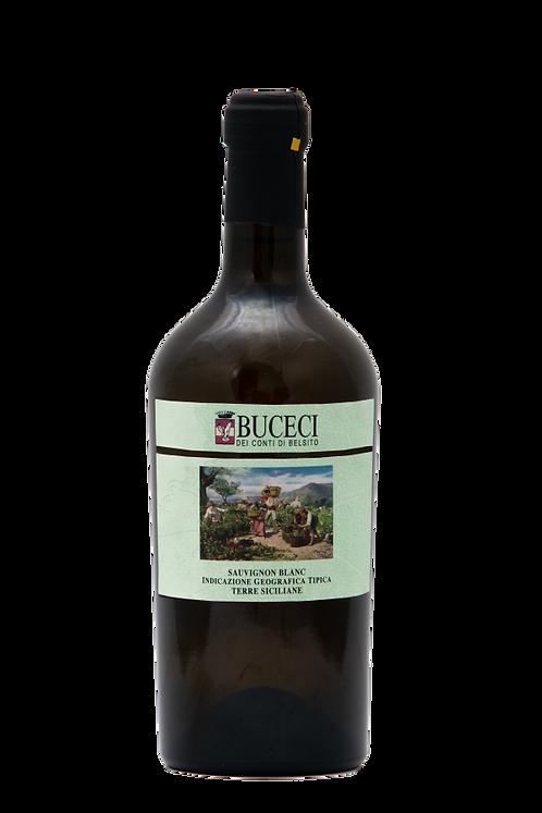 Vino Buceci Sauvignon Blanc 750 ml.