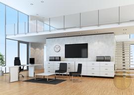 Luxury Modern Office