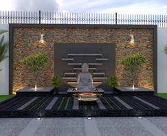 Mr.Babu Joji - Interior Design Proposal (Pathanamthitta)- Meditation Courtyard.jpg