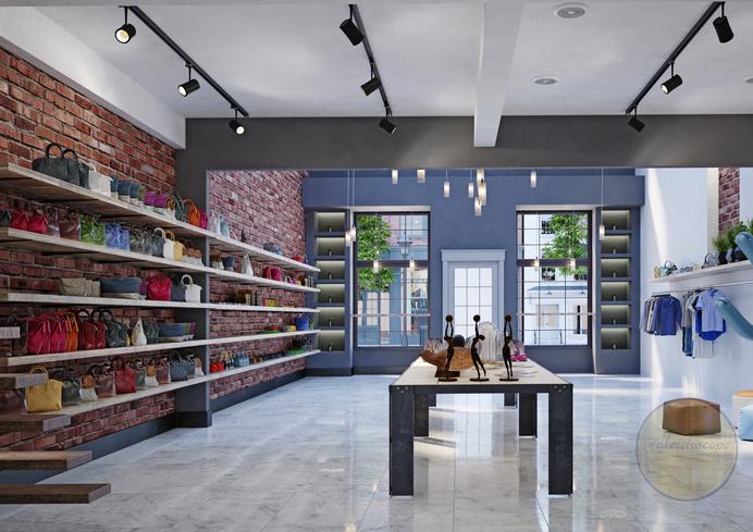Luxury Boutique - Modern Light